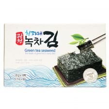 Premieum Green Tea Seaweed Gift Box 0.7oz(20g) 10 Packs