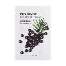 Pure Source Sheet Mask - Acai Berry