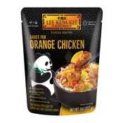 Lee Kum Kee Panda Brand Sauce for Orange Chicken 8oz(227g), 이금기 팬더 오렌지 치킨 소스 8oz(227g), 李錦記 熊貓牌香橙雞醬 8oz(227g)