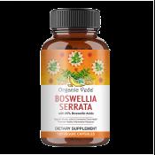 Organic Veda Boswellia Serrata 120 Caps, 오가닉 베다 보스웰리아 120정