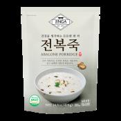 Jinga Abalone Porridge 14.8fl.oz(420ml), 진가 전복죽 14.8fl.oz(420ml)