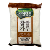 Raw Nature Sweet Rice Powder 3lb(1.36kg), 자연담은 찹쌀가루 3lb(1.36kg)