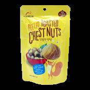 Haioreum Peeled Roasted Chestnuts 3.52oz(100g), 해오름 껍질깐 맛밤 3.52oz(100g)