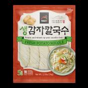 HAIO Fresh Potato Noodle2.2lb(1kg), 해오름 생감자 칼국수면 2.2lb(1kg)