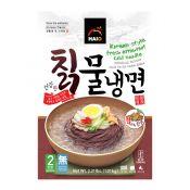 HAIO Korean Style Fresh Arrowroot Cold Noodle 2.21lb(1.01kg), HAIO 칡 물냉면 2.21lb(1.01kg)