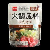 Wang Bulgogi Hot Pot Soup Base 7.05oz(200g), 왕 불고기맛 훠궈 양념 7.05oz(200g)
