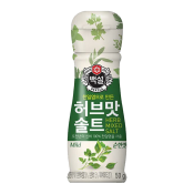 Beksul Seasoning Herb Salt Mild 1.77oz(50g), 백설 허브맛 솔트 순한맛 1.77oz(50g)