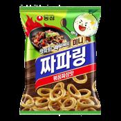 Nongshim Mini Jjaparing 2.29oz(65g), 농심 미니 짜파링 볶음짜장맛 2.29oz(65g)
