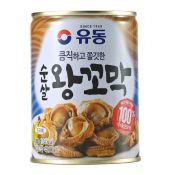 Yu Dong Canned Ark Shell (Kkomak)  9.87oz(280g), 유동 순살 왕꼬막 9.87oz(280g)