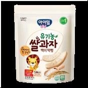 Organic Baby Rice Snack 1.05oz(30g)