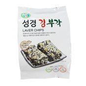 SG FOOD Laver Chips 2.64oz(75g), 성경 김부각 2.64oz(75g)