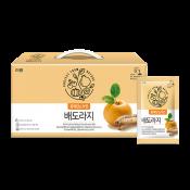 Erom Pear & Balloon Flower Root Juice 71 fl.oz(2100ml) 30 pouches, 이롬 배도라지 71 fl.oz(2100ml) 30포