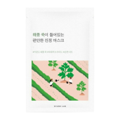 Round Lab Mugwort Calming Sheet Mask 0.85 fl.oz(25ml), 라운드랩 해풍 쑥 진정 마스크팩 0.85 fl.oz(25ml)