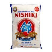 Nishiki Premium Grade Rice 15lbs (6.8kg), 니시키 프리미엄쌀 15lbs (6.8kg)