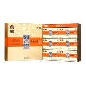 Hansamin Korean Red Ginseng Pure Liquid 2.37oz(70ml) 60 Pouches, 한삼인 6년근 홍삼순액 골드 2.37oz(70ml) 60포, 韓參印 韓國紅參濃縮包 2.37oz(70ml) 60袋