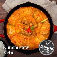Kimchi stew / 김치찜