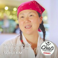 Chef Sohui Kim at Insa : Japchae / 잡채