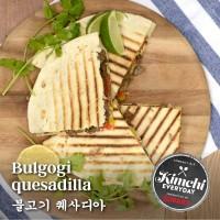 Bulgogi quesadilla / 불고기퀘사디아