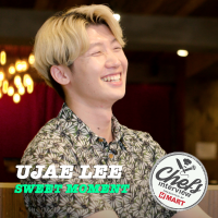 Barista Ujae Lee at Sweet Moment : Matcha Latte / 녹차라떼