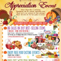 [Naperville, IL] Thanksgiving Event
