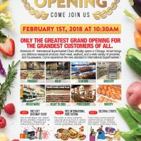 [Grand opening] Hmart Chicago, IL