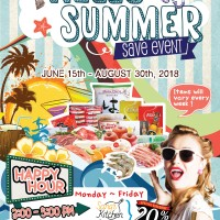 HMART Chicago Downtown Hello Summer Sale Event!