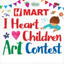 [2019] The 4th Georgia H Mart Children Art Contest