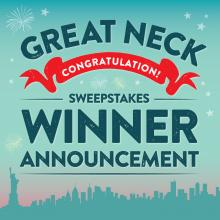 [H Mart Great Neck NY] Congratulations to All the Winners!