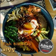 Fish Bibimbap / 비빔밥