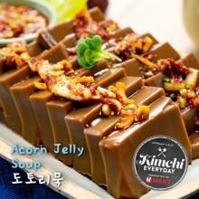 Acorn Jelly / 도토리묵