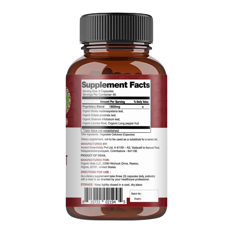 Respiratory Immune Support 120 Caps