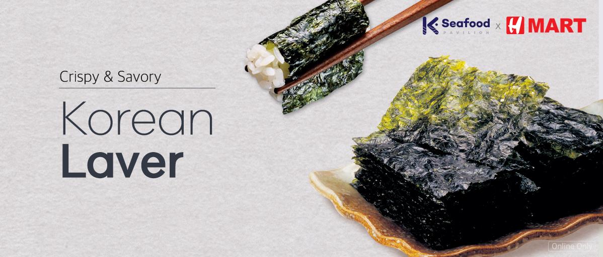korean dried seafood