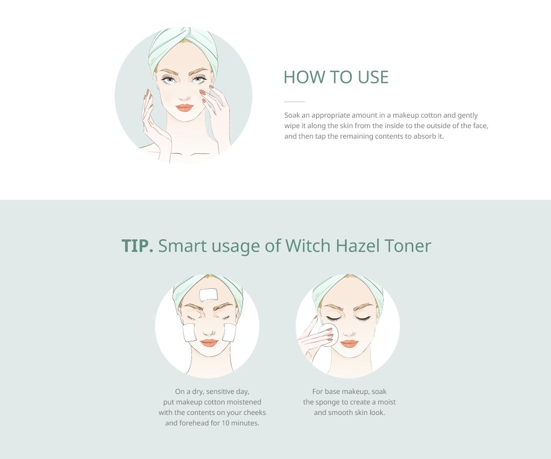 Maternity More Natural Witch Hazel Facial Toner 6.42 fl.oz(190ml)