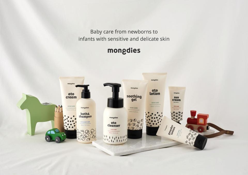 Baby Suncare Cleansing 3 Pcs Set