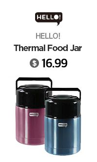 Thermal Food Jar