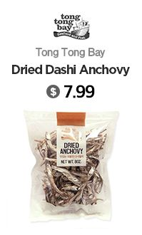 Dried Anchovy(Dashi)