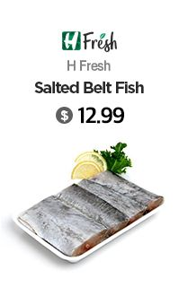 Salted Belt Fish