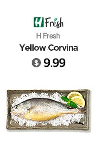 Salted Yellow Corvina Whole Fish