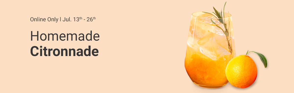 citronnade sale