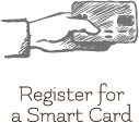 register for a smart card
