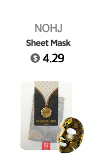24K Gold Sheet Mask Peptide 0.91oz(26g)