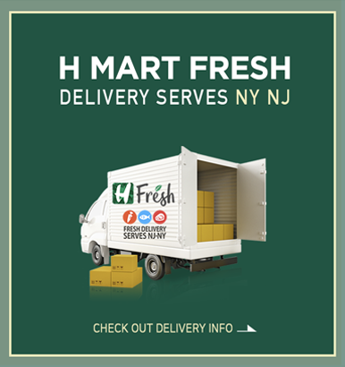 H MART FRESH DELIVERY