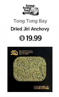 Dried Anchovy Jiri