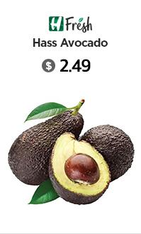 Hess Avocado