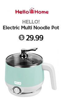 Hello! Noodle Pot Cooker