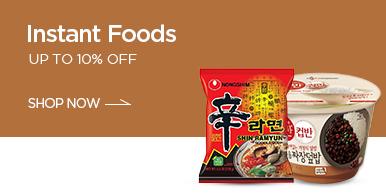 Instant Foods