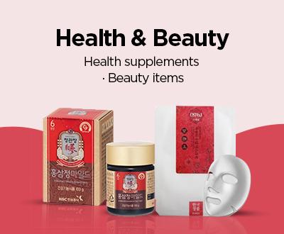 health & beauty product