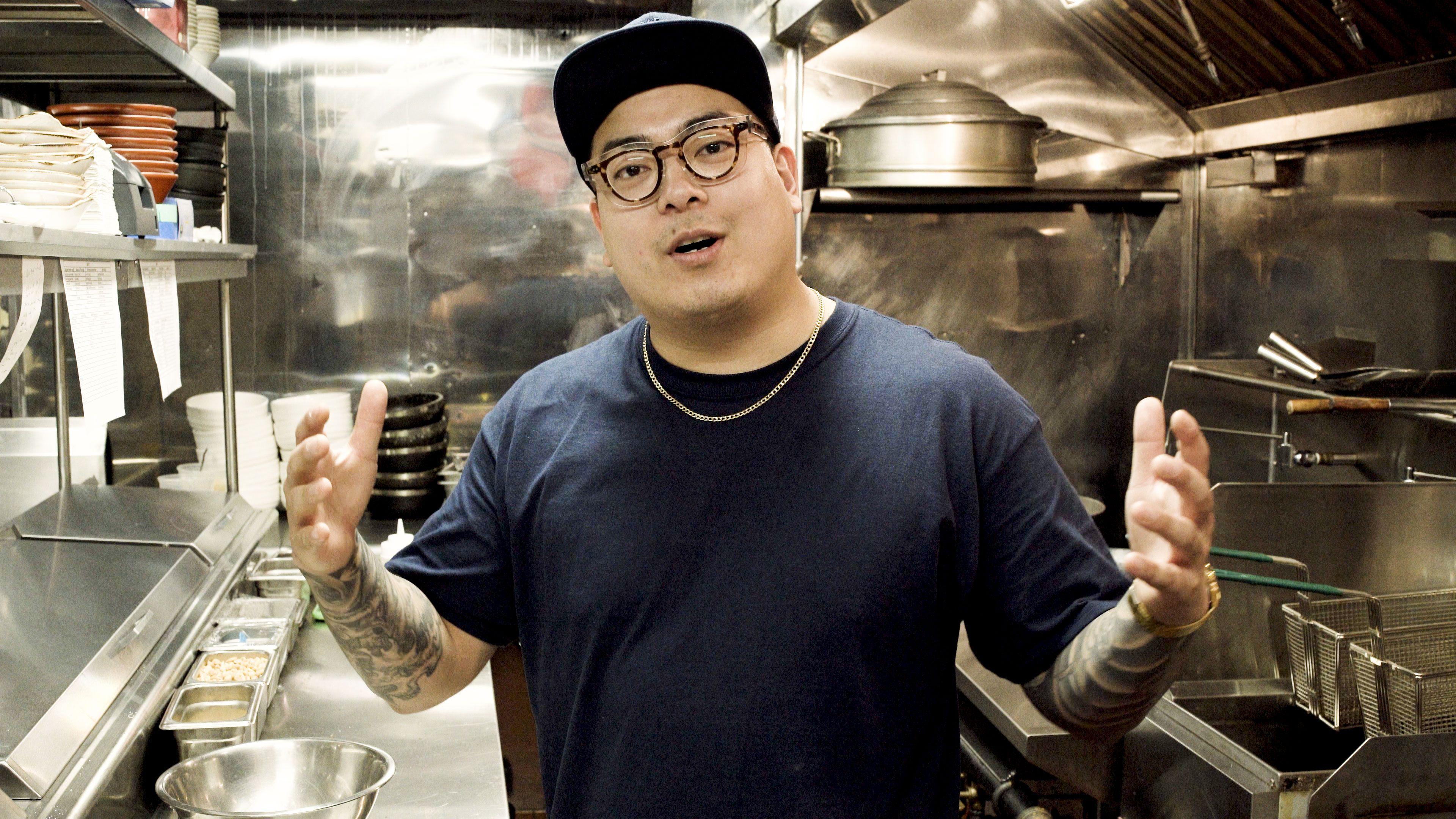 Chef Jae Lee
