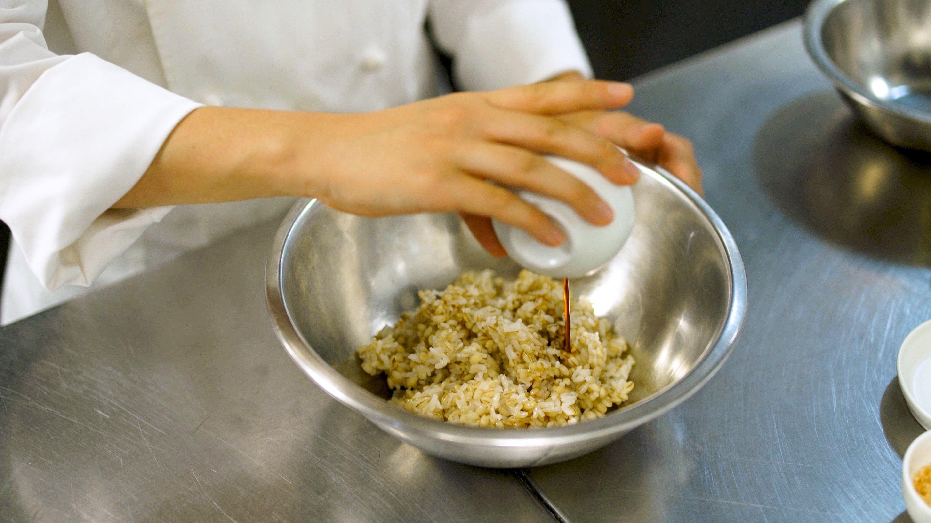 Myeong Ran Bibimbap / 명란 비빔밥