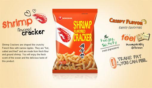 Shrimp Cracker Big Size 14.1oz(400g)
